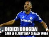 Didier Drogba dans le #PlanèteRap de Fally Ipupa