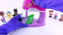 Les couleurs épisodes Apprendre la magie Magie masques micro onde table de mixage jouer pâte à modeler faire semblant Pj surprises