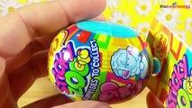 Des œufs gluant déballage chupa chups surprise zoo | 2 x chupa chups stikeez