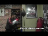 IBF Champ Billy Dib Trains For Mexican Russian Fight - EsNews Boxing