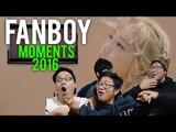 Best fanboy moments 2016 (KPOP compilation)