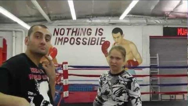 MMA Champ Ronda Rousey Always Speaks Her Mind - Ronda Rousey vs Liz Carmouche