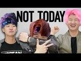 Koreans react to BTS 'Not Today' MV [Korean Bros]