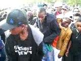 13 octobre 2007 battle Tck vs Hip Hop Bellecour