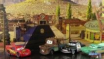 Porter des voitures cas un camion disney mack camion transporteur 16 voitures flash mcqueen jouet les