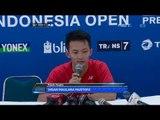 Ihsan Menjadi Satu Satunya Wakil Indonesia di Semifinal Indonesia Open 2016 - NET Sport
