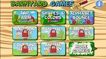 Alfabeto y animales bebé colores color color color Aprender números formas sonidos  
