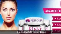 Rhea Skincare Scams