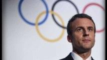 """Jeux olympiques : « La candidature de Paris est """"en marche"""" », déclare le président du CIO à Macron"""
