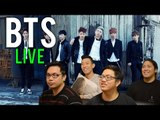 BTS LIVE | BS&T x AM I WRONG x 21st CENTURY GIRL (REACTIONS)