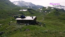 Maurienne Reportage # 89 Refuge Terre Rouge