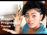 Korean Lesson: Present Progressive Conjugation