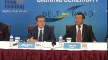 İhlas'tan Çin'le Ortaklık ve Stratejik İş Birliği Anlaşması