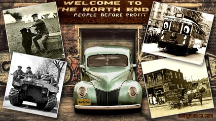The North End (official audio) from the album Growing Wild