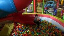 Centro entretenimiento Feliz tiempo para centro de entretenimiento para niños 1 vlog mundo mágico Dete