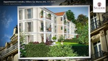 Appartement à vendre, Villiers Sur Marne (94), 171 441€