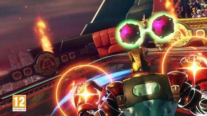 ARMS - Meet Max Brass (Nintendo Switch)