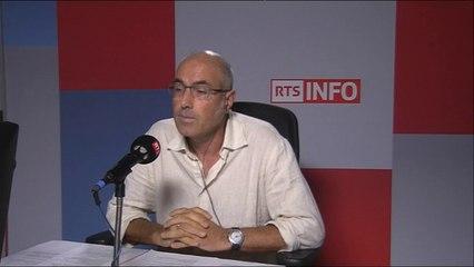 L'invité de la rédaction - Raphaël Arlettaz
