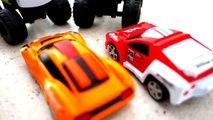 Tous les et jouets machines dessins animés dessins animés pro série FLASH miracle de développement m monster truck