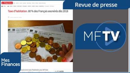RDP semaine 28 : les réformes de la taxe d'habitation et de l'ISF mises en œuvre dès 2018