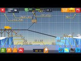 Bridge Construction Simulator Walkthrough Android Gameplay  Construction Simulator Game