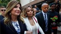 Blac Chyna Gets Restraining Order Against Rob Kardashian