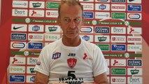 Conférence de presse d'avant-match : Brest - Concarneau