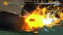 Ultimate Ninja Storm 4 Allied Shinobi Forces vs Ten Tails -A2K