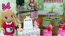 Et cuisine petits gâteaux la magie Magie fabricant table de mixage souris examen Voir létablissement doux jouet friandises Brownies minnie
