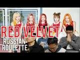 RED VELVET | RUSSIAN ROULETTE MV Reaction [4LadsReact]