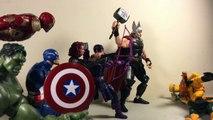 Âge épisode de de bande annonce Avengers ultron 3 stopmotion