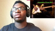 Yngwie Malmsteen Arpeggios From Hell REACTION!!!