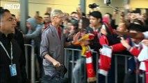 Football - Wenger annonce les premiers pas de Lacazette avec les Gunners