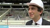 Stade de Gerland : Où en est le chantier ? (Lyon)
