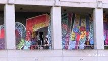 Visite de Rehab 2 : street art à tous les étages !