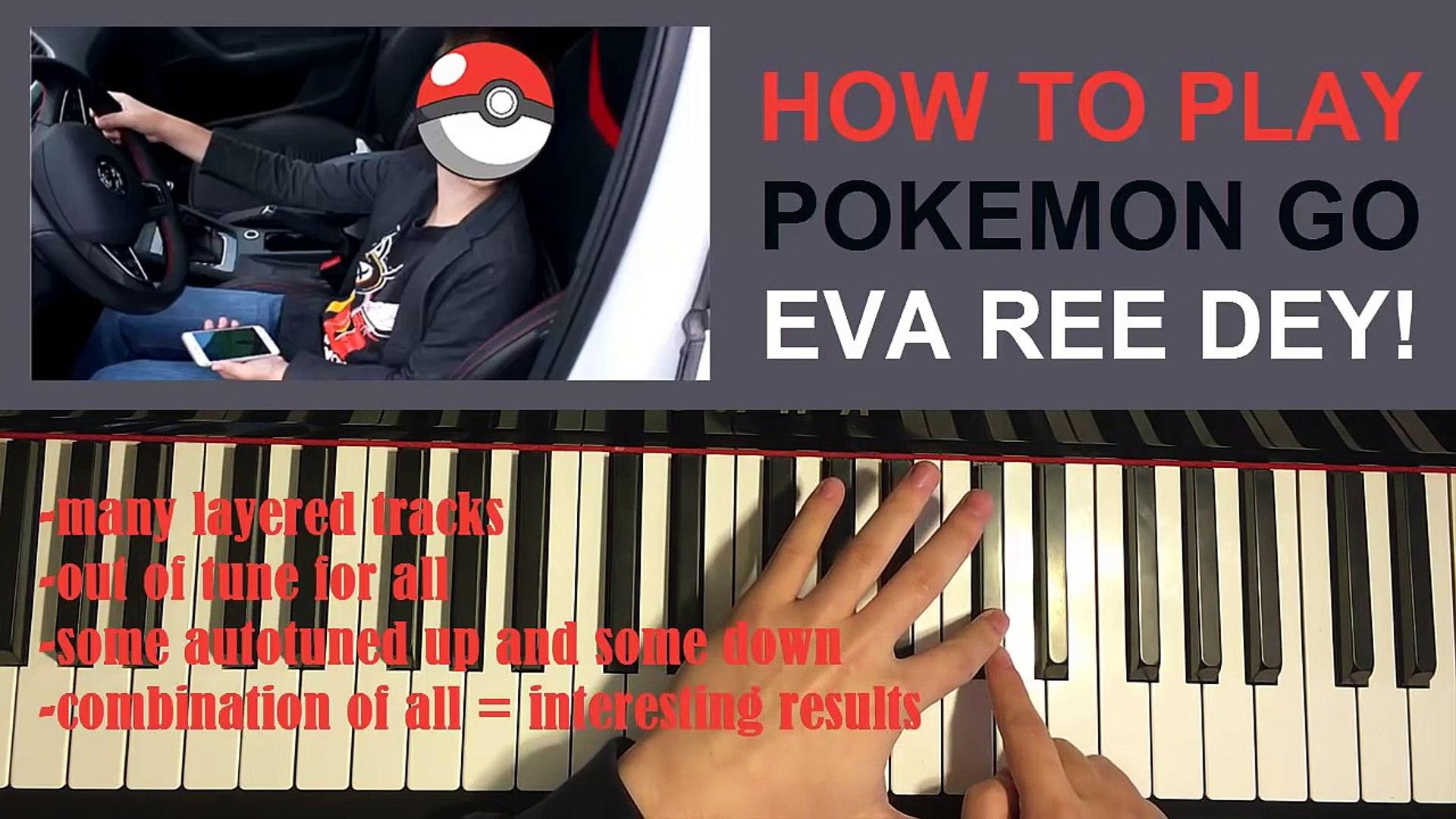 По бы обложка каждый день перейти перейти я я я и в пианино этаж играть покемон Песня  