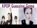 KPOP Guessing Game with Korean Students ! [Korean Bros]