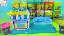 Come fare cupcake di Pongo Play-Doh Sforna Magie - Giochi per bambini