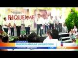 Quieren anular elección para gobernador en Coahuila | Noticias con Francisco Zea
