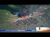 Se estrella avión militar Mississippi | Noticias con Francisco Zea