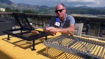 Hautes-Alpes : Le barbecue made in Hautes-Alpes s'appelle Easy Flip Grill