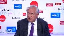 « Je ne soutiendrai pas une approche qui serait une approche exclusivement droitière », prévient Jean-Pierre Raffarin