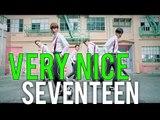 SEVENTEEN | VERY NICE MV Reaction [4LadsReact]