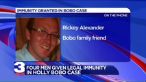Four Men Involved in Holly Bobo Murder Case Offered Legal Immunity