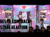 [4LadsReact] BESTie (베스티) Single Bed + Excuse Me COMEBACK STAGE Reaction