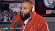 La star de l'été DJ Khaled fête son succès avec du champagne au petit déjeuner