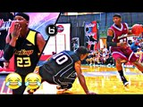 Bone Collector Straight DISRESPECTING & HUMILIATING Defenders!!  Breaking Ankles & Taking Souls