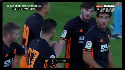 Lausanne 0 - 5 Valencia All Goals in HD