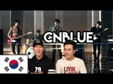 Korean Reaction - CNBLUE 씨엔블루 Cinderella [JKTV]