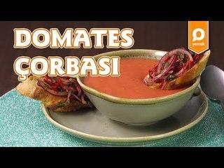 Soğuk Domates Çorbası Tarifi - Onedio Yemek - Pratik Yemek Tarifleri